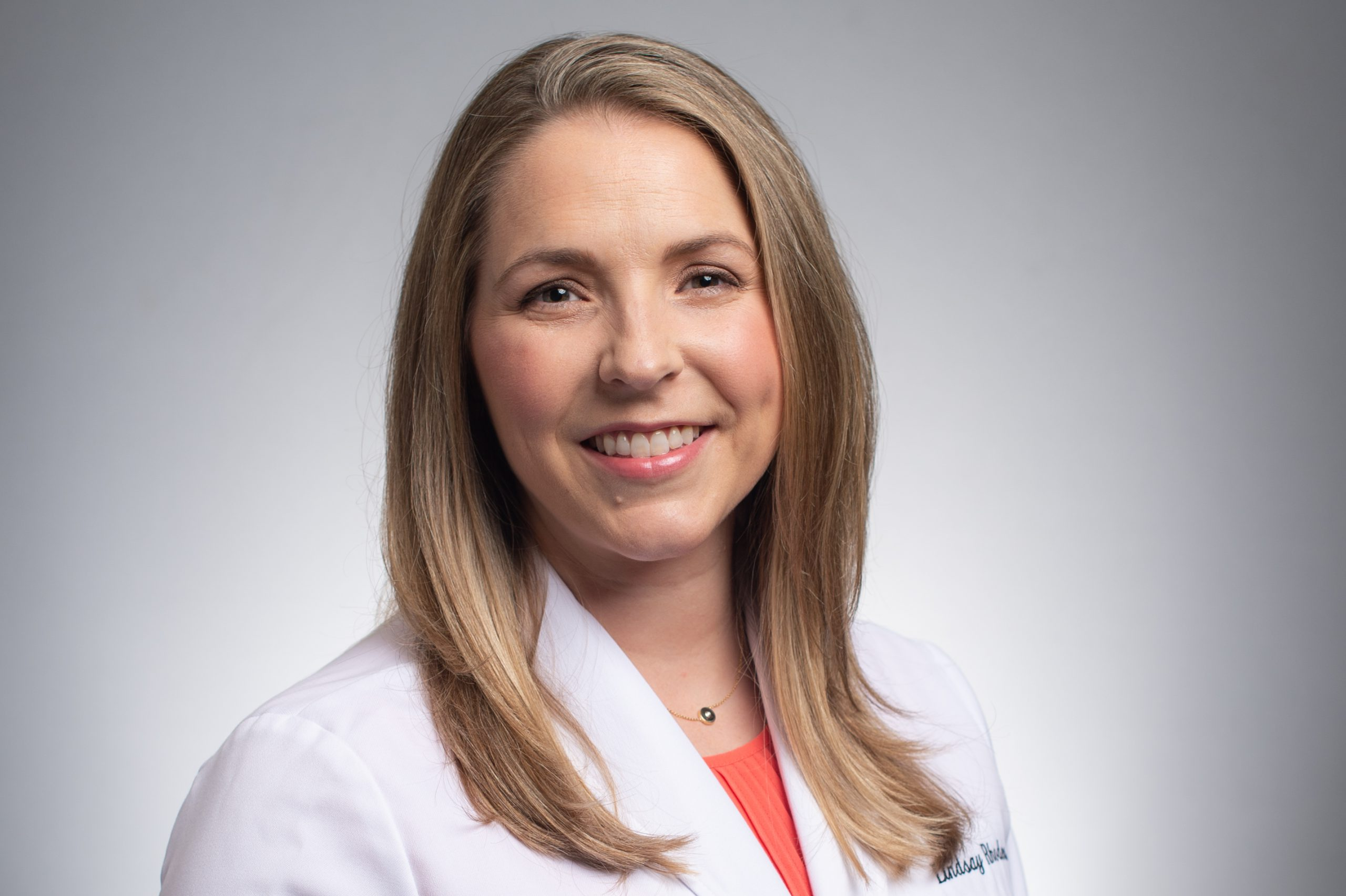 Headshot of Dr. Lindsay Rhodes, MD (Assistant Professor, (opens a new window)