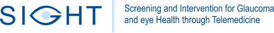 Screening and Intervention for Glaucoma and eye Health through Telemedicine (SIGHT)